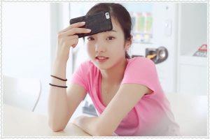 それが本田真凛さんの目が離れていること、これは韓国人の特徴でもあるようですね。